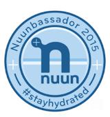 I'm a Nuunbassador