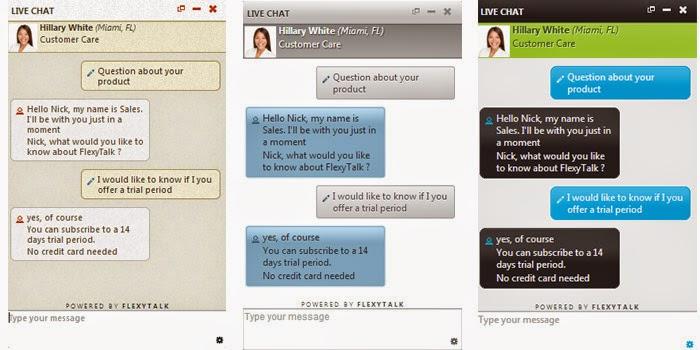FlexyTalk Live Chat Plugin for Wordpress