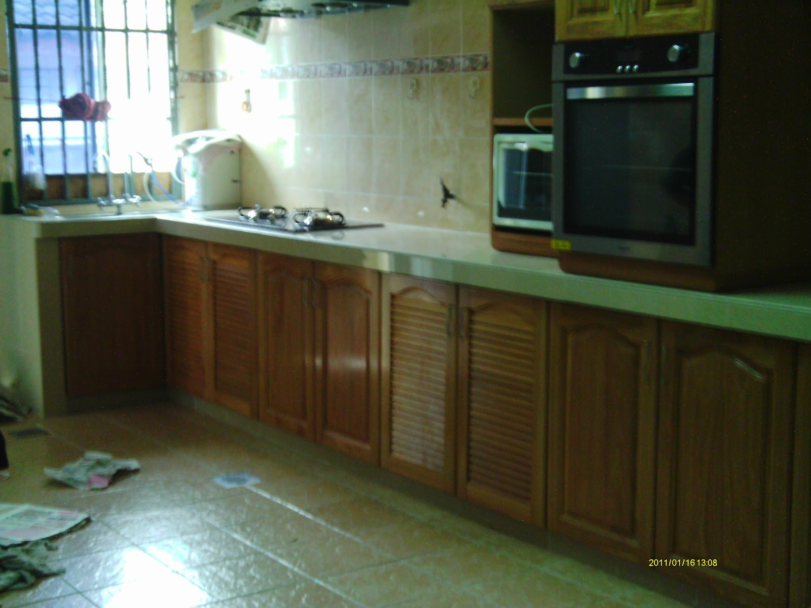 Pakar ubahsuai rumah gambar gambar kitchen kabinet 2012 for Kitchen kabinet