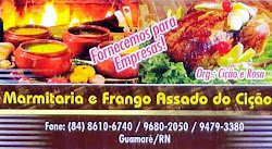 MARMITARIA & FRANGO ASSADO DO CIÇÃO