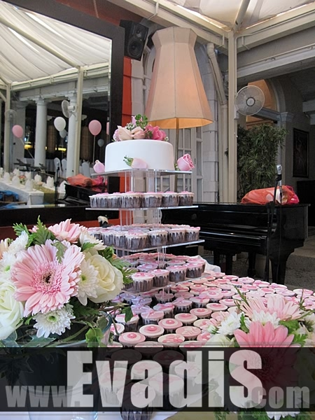 Picture from another great view for wedding cakes and cupcakes