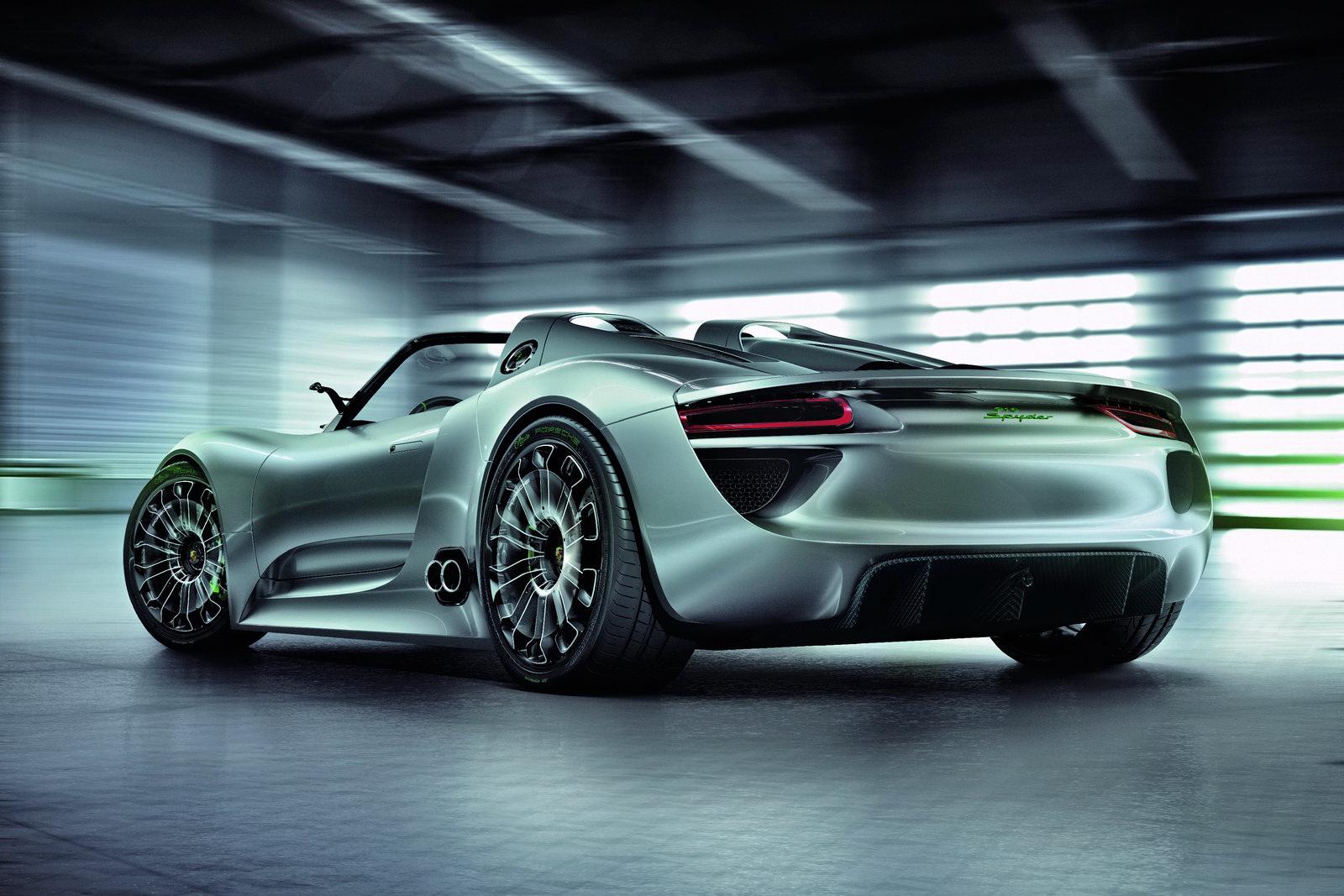 Coche coches deportivos el ctricos 918 spyder - Coches por 100 euros al mes sin entrada ...