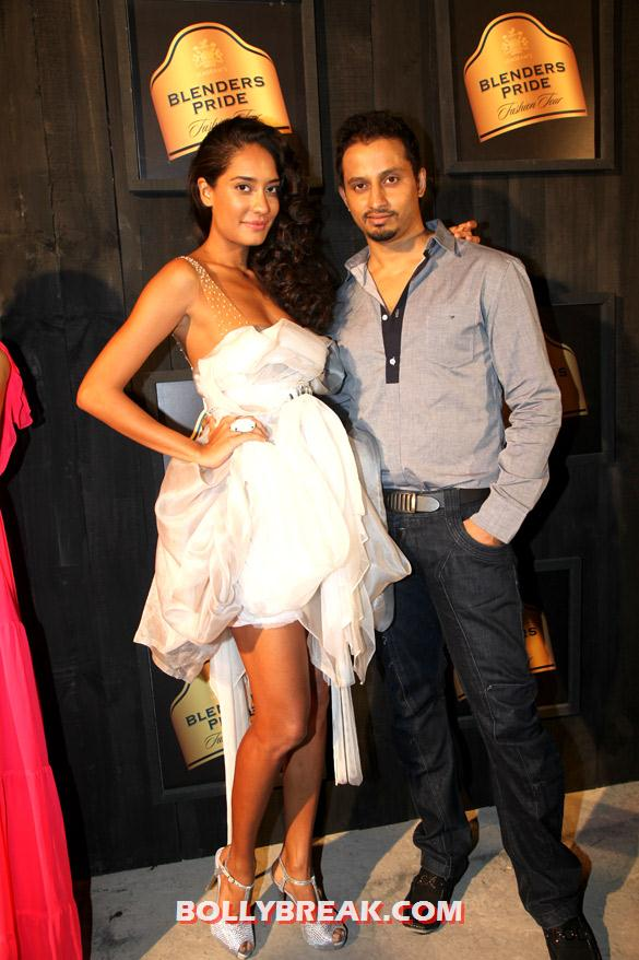 Lisa Haydon, Gaviin Miguel Seagram's Blenders Pride Fashion Tour 2012 - (3) - Seagram's Blenders Pride Fashion Tour 2012 Photos