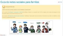 GUÍA DE REDES SOCIALES PARA FAMILIAS
