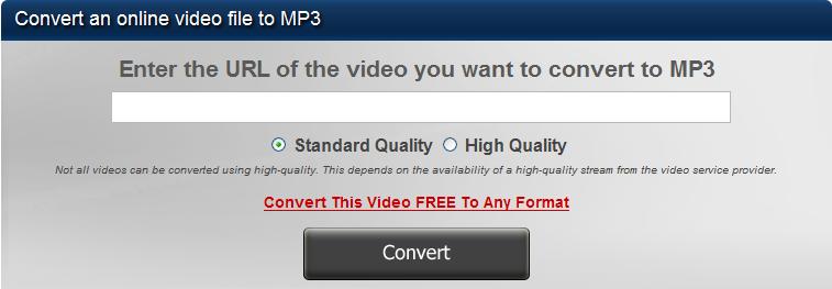 Mp3 Converter - Video2mp3