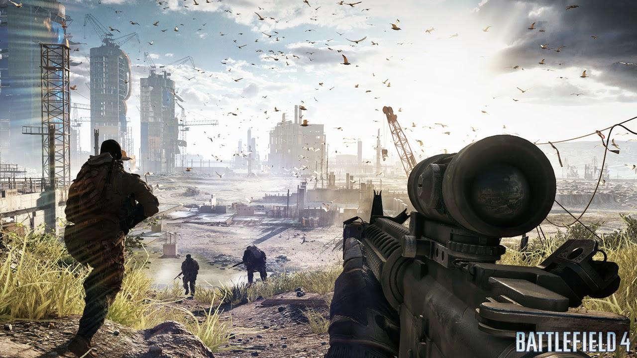 Battlefield 4 Full Crack