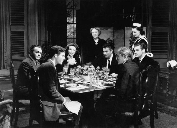 El Extraño de Orson Welles - 1946 - Fotograma