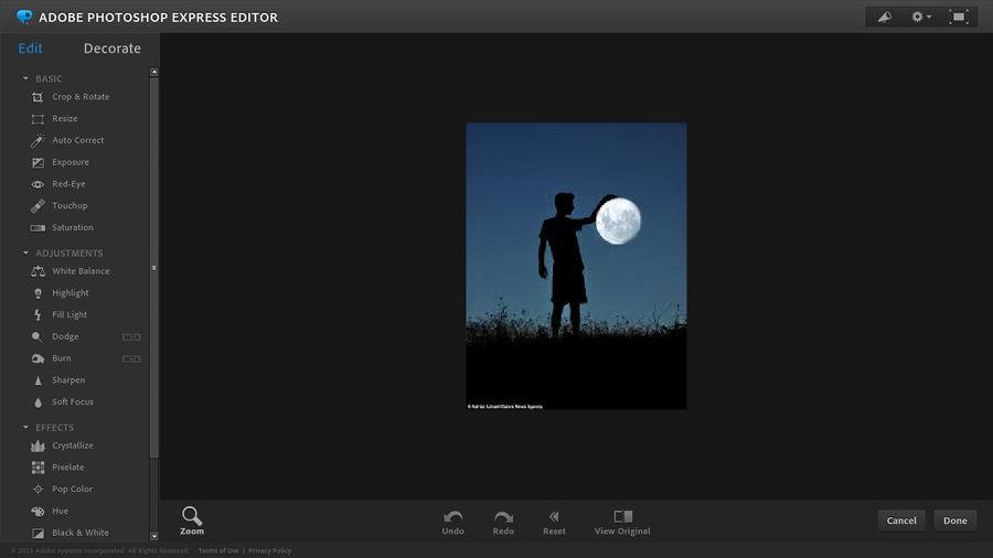 ثلاثة مواقع شبيهة بالفوتوشوب لتعديل وتصميم الصور اونلاين