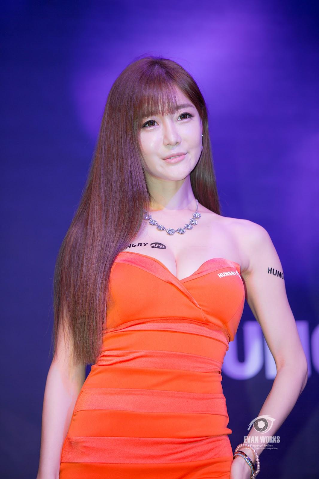 Choi Seul Ki - 2015 G-Star ~ Cute Girl - Asian Girl