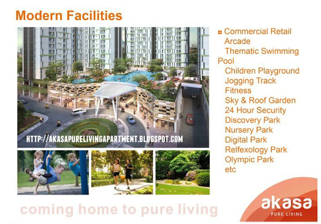 Modern Facilities Akasa Pure Living