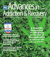 image of fall Advances in Addicition and Recovery magazine