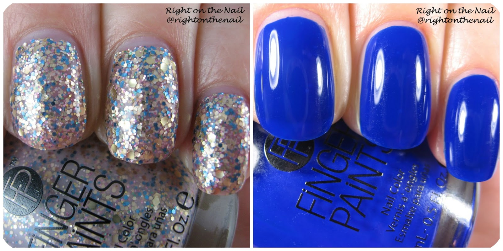 Right on the Nail: Right on the Nail ~ FingerPaints Nail Color ...