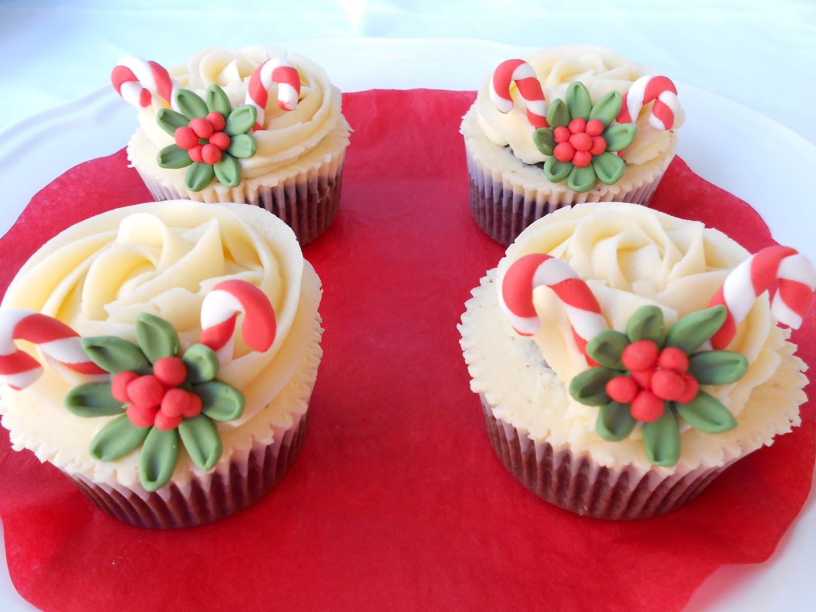 Cupcakes Magdalenas Historiadas Se Armo El Belen Y Los Cupcakes De