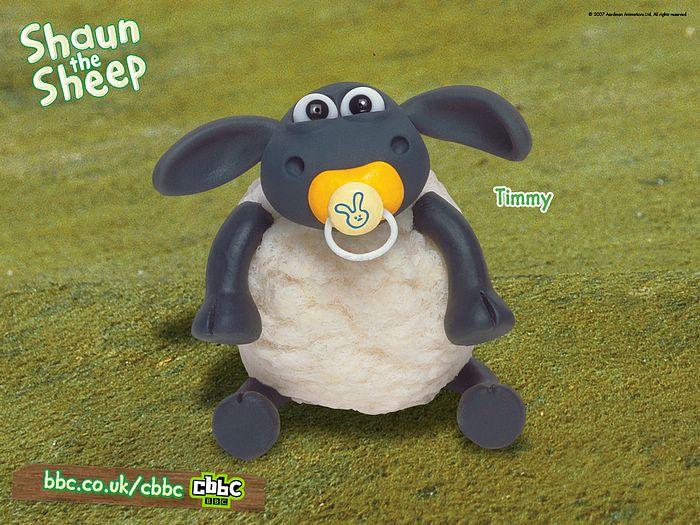 Shaun The Sheep Baby