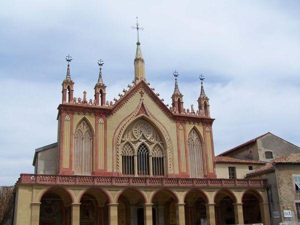 Manastirea Notre-Dame de Cimiez - Nisa
