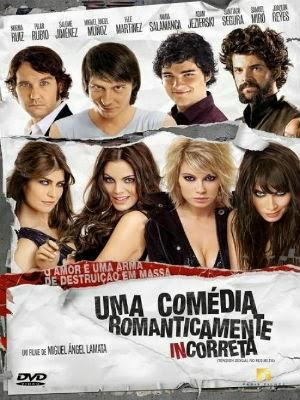 Filme Poster Uma Comédia Romanticamente Incorreta DVDRip XviD Dual Audio & RMVB Dublado
