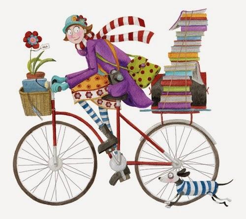bibliobicicleta