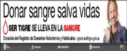 DONAR SANGRE ES DONAR VIDA