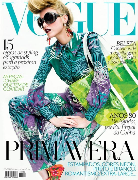 vogue portugal february 2013 cover