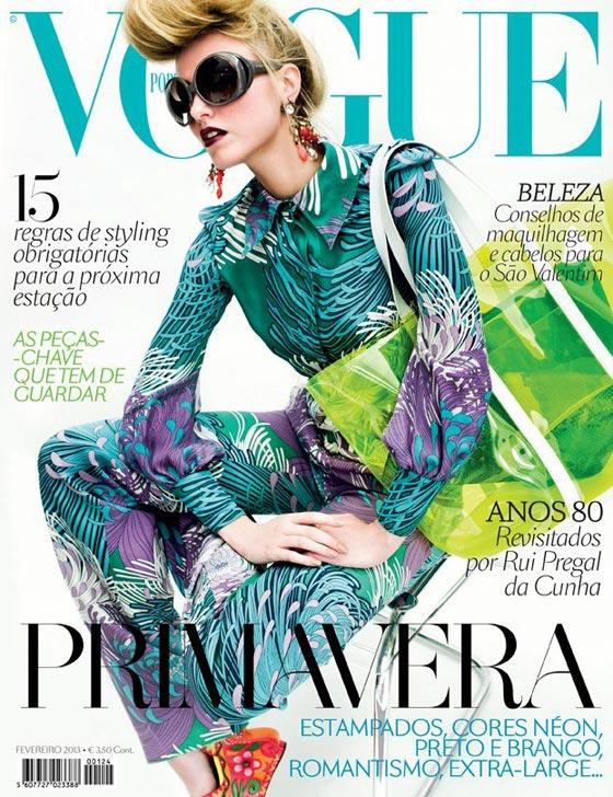 vogue portugal february 2013 cover