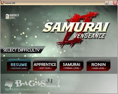 Samurai Vengeance II RIP 2