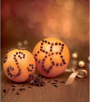 Relas come fare decorazioni natalizie di arance e mandarini - Arance decorazioni natalizie ...