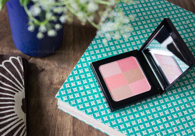 bobbi brown brightening brick coral blush review