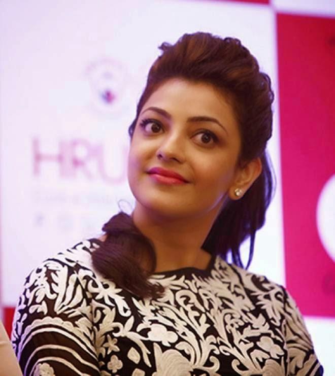 Kajal Agarwal Cute Photo Gallery