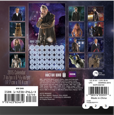 David Tennant Featured In The Official Doctor Who 2015
