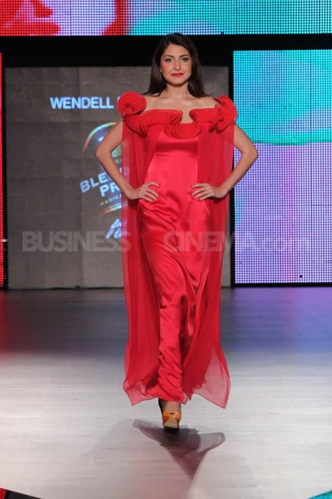 Blenders Pride Fashion Tour - Anushka Sharma, Minissha Lamba, Sameera Reddy for Blenders Pride Fashion Tour