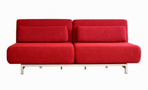 serta dream convertible eli sofa java image 1