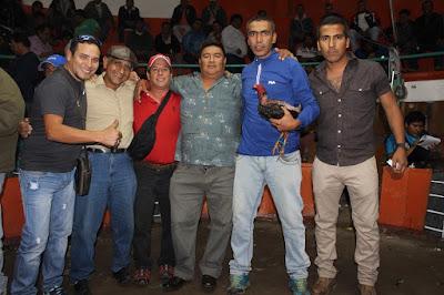 ... más Deportes Ilo Perú: Pelea De Gallos: Villa Ilo Campeón
