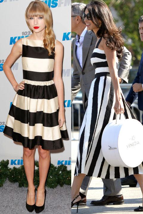 Ser famosos não é facil - vestidos iguais das famosas
