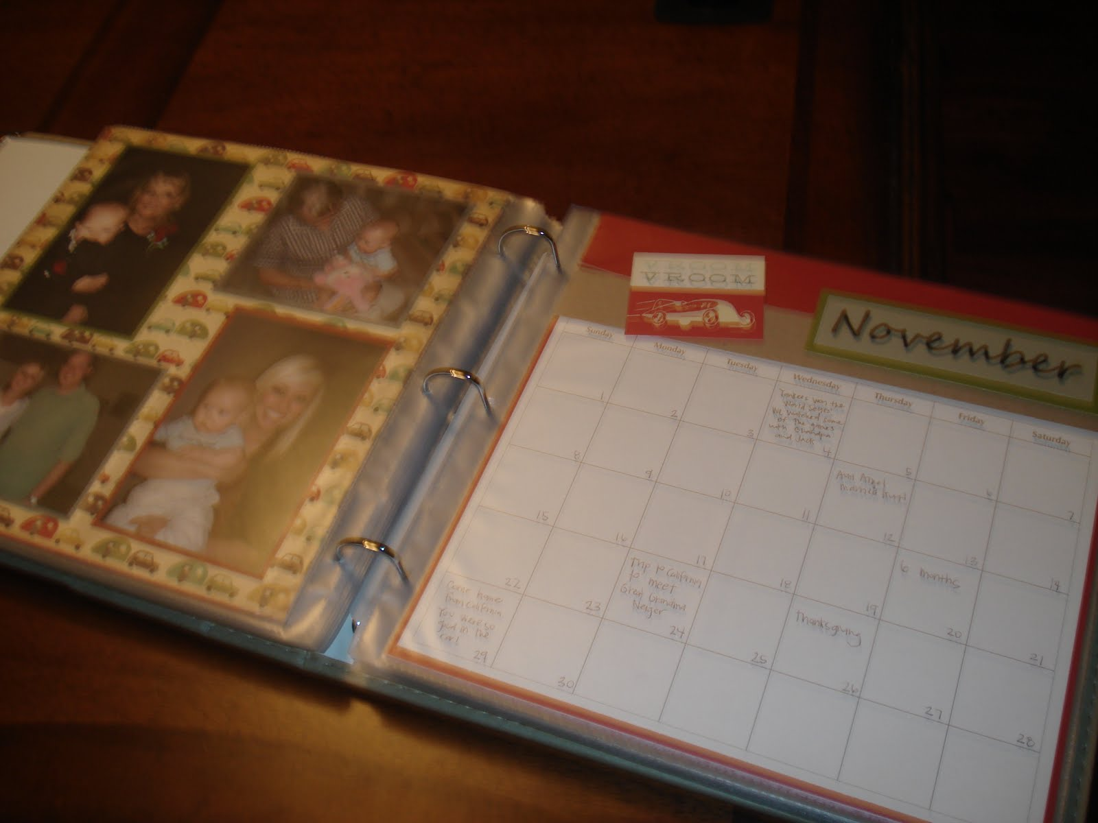 Do it yourself duo one year memory book i also hire a photographer to take pictures once a years fun to keep the favorites in this book as well solutioingenieria Choice Image