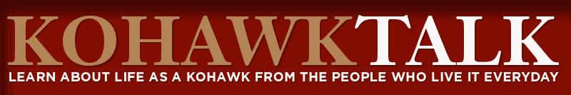 Kohawk Talk- AJ