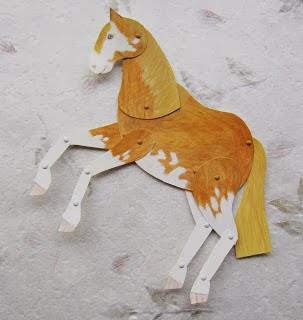 Как сделать лошадь быстро