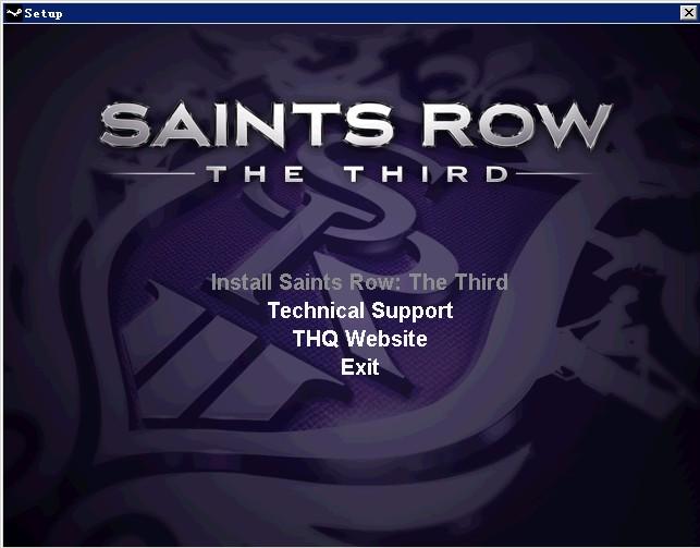 saints row 3 crack