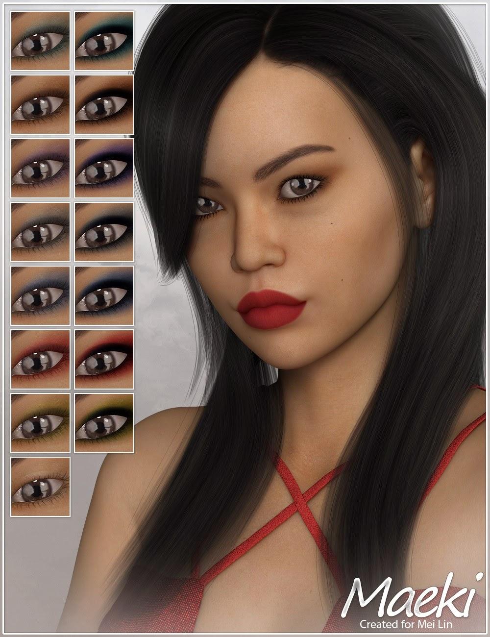 Maeki Mei Lin 6