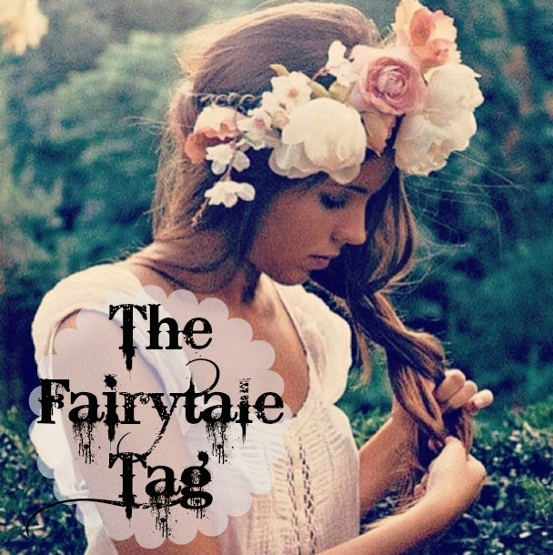 The Fairy Tale Tag
