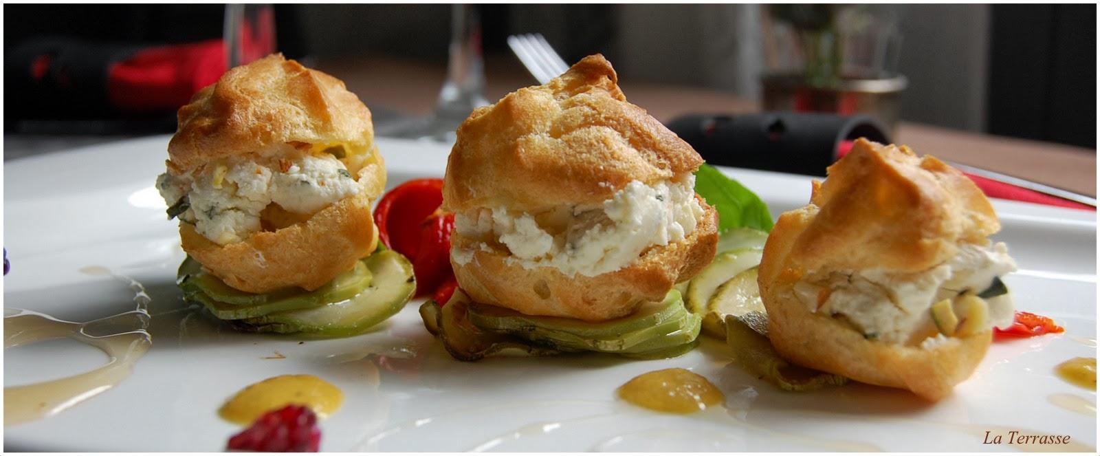 La Terrasse French Cuisine A La Carte