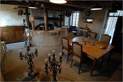 comedor casa provenzal