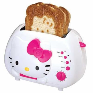 Hello Kitty kitchen toaster