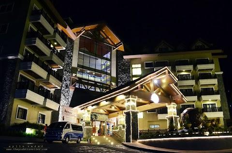 Hotel Staycation: Azalea Residences Baguio, room 201