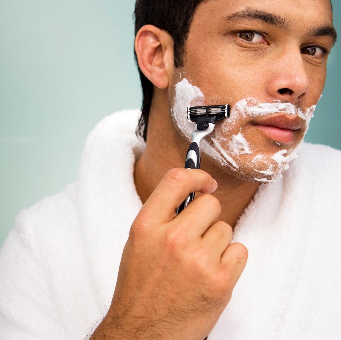 Mens Face Wax : Depilatory waxing expert?s blog: Is waxing better than shaving?