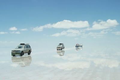 Fotos del Salar de Uyuni