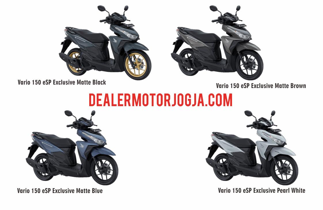 Daftar Kredit Motor Honda Vario 150 Cc All New Esp Exclusive Matte Black Kab Semarang Ide 99 Jual Modif Terbaik Kampong