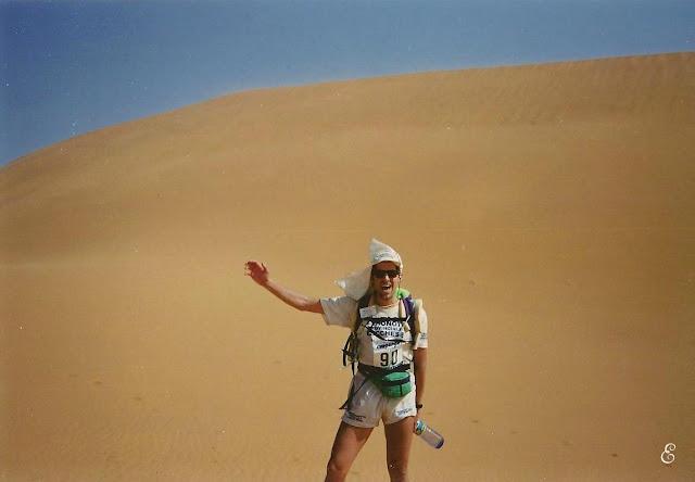 Marathon Des Sables - Wind