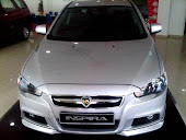Proton Inspira 2.0 CVT G.Silver