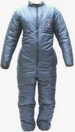 drysuits require undergarments to keep warm