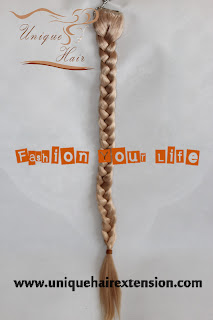 braided clip hair extensions